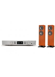 Set Creek Evolution 50A + Tannoy Revolution XT 8F