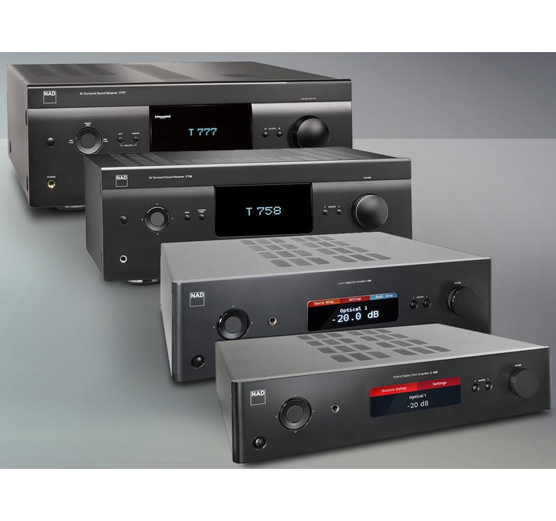 NAD C388 - Roth Audio